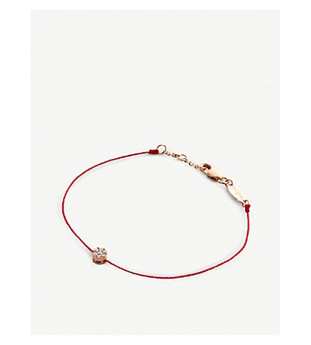 THE ALKEMISTRY Illusion 18ct rose-gold and diamond bracelet (Rose+gold