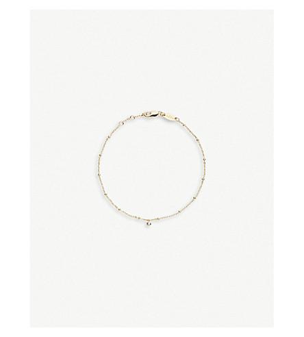 THE ALKEMISTRY Redline Honorée 18ct yellow-gold chain bracelet (Yellow
