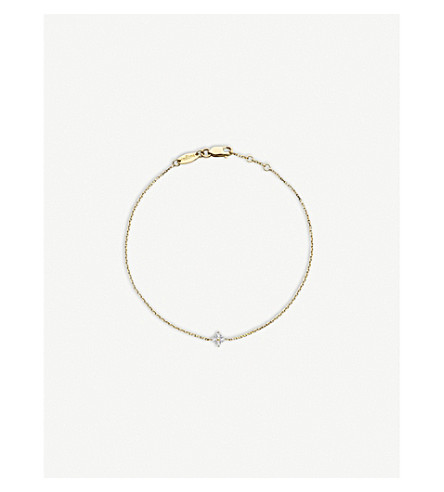 THE ALKEMISTRY Redline 18ct yellow-gold diamond bracelet (Yellow+gold