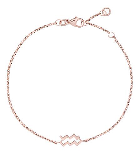 THE ALKEMISTRY Aquarius 9ct rose gold bracelet (Rose+gold