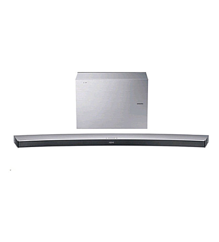 SAMSUNG 7500 Series curved wireless soundbar 55