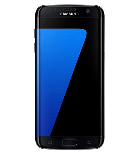 SAMSUNG Galaxy S7 edge smartphone (Black