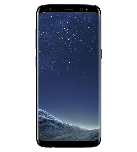 SAMSUNG Galaxy S8 mobile phone (Black