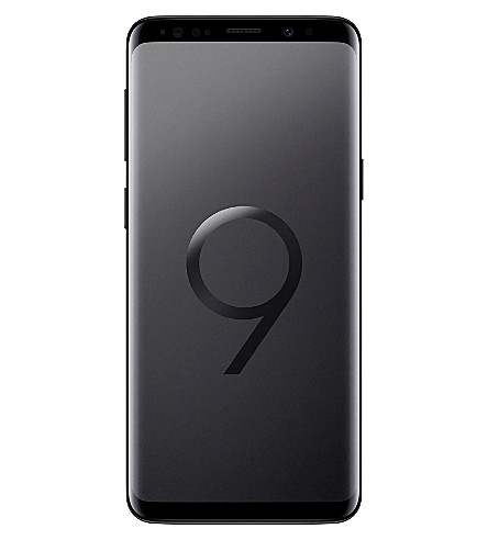 SAMSUNG Samsung Galaxy S9 (Black
