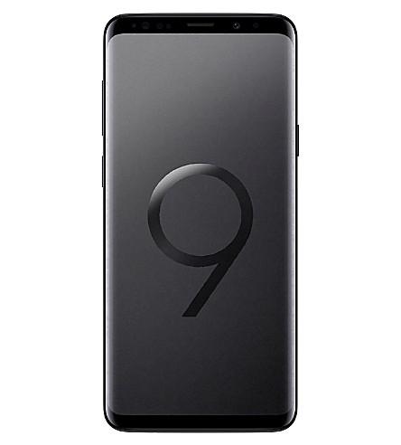 SAMSUNG Samsung Galaxy S9+ Dual Sim (Black