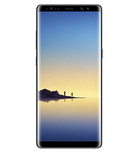 SAMSUNG Galaxy Note 8 dual sim (Black