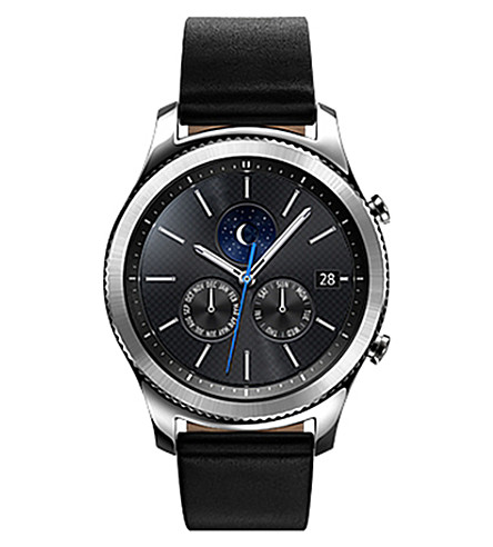 SAMSUNG Gear S3 Classic watch (Silver