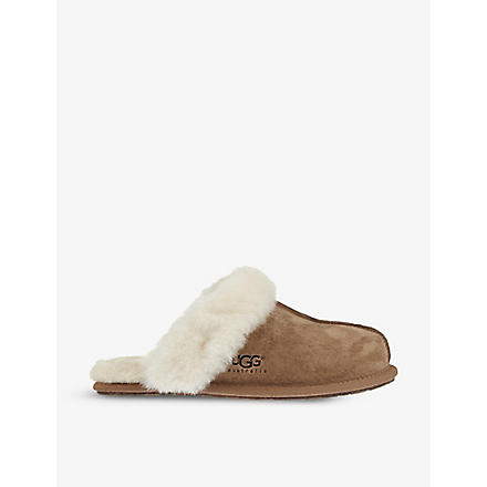 UGG Scuffette II slippers (Brown