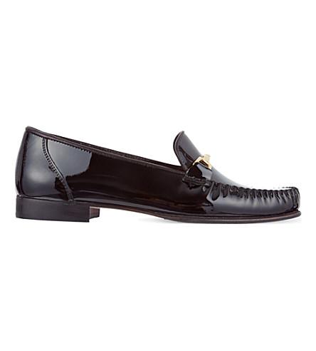 CARVELA 水手便鞋 (黑色