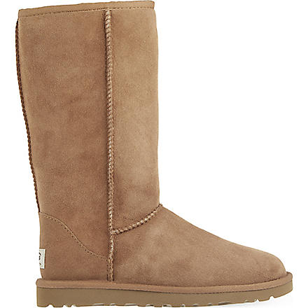 UGG Tall chestnut boots (Brown