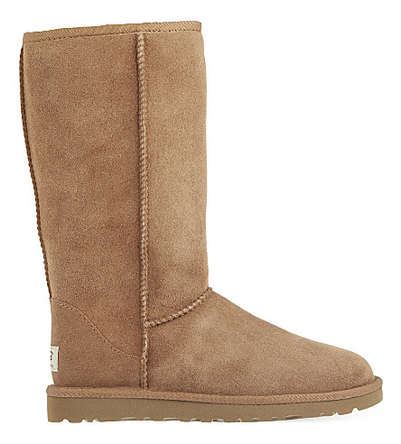UGG Classic Tall sheepskin boots (Brown