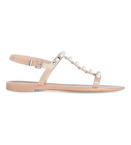 LK BENNETT Freja jelly sandal (Pin-marshmallow