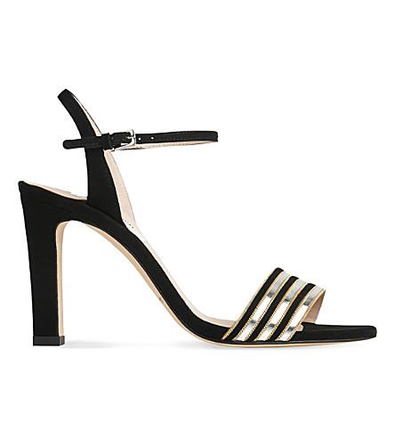 LK BENNETT Samantha suede sandals