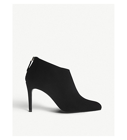 LK BENNETT Emily suede ankle boots (Bla-black