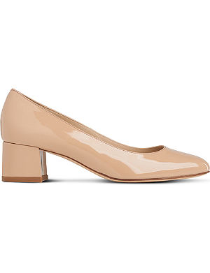 LK BENNETT Maisy patent-leather courts
