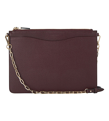 LK BENNETT Rachel leather pouch (Pri-animal