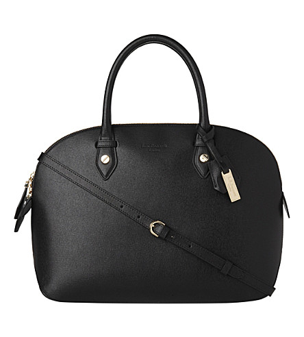 LK BENNETT Camilla Bugatti leather tote (Bla-black