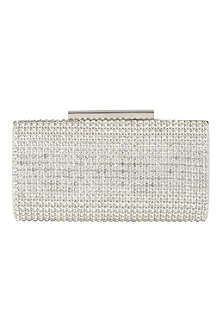 LK BENNETT Alice framed clutch