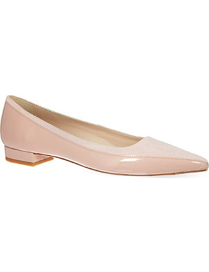 LK BENNETT Agatha pointed toe flats
