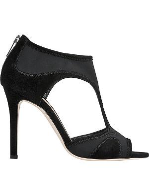 LK BENNETT Anthea suede sandals