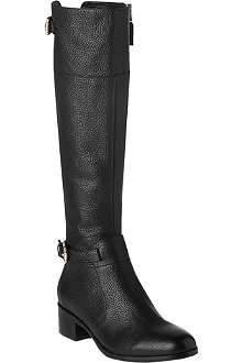LK BENNETT Carole leather riding boots