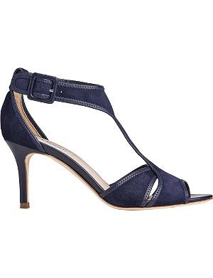 LK BENNETT Cristina suede sandals
