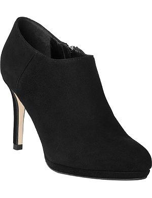 LK BENNETT Doreen suede shoe boots