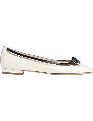 LK BENNETT Emma ballerina shoes