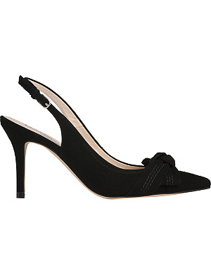 LK BENNETT Eva sling-back court shoes