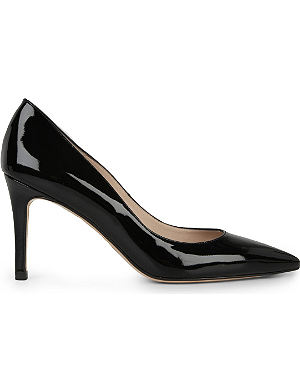 LK BENNETT Florete patent leather courts