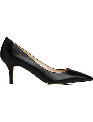 LK BENNETT Florisa patent leather courts