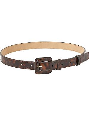 LK BENNETT Genevra skinny belt
