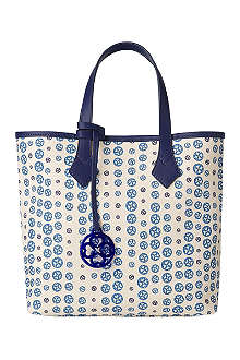 LK BENNETT Holly canvas tote