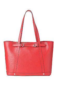 LK BENNETT Katie leather tote