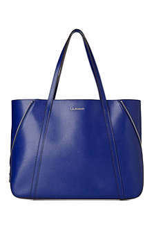 LK BENNETT Kelly large winged tote bag
