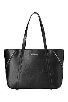 LK BENNETT Kiki small winged tote bag