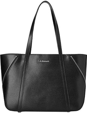 LK BENNETT Kiki small winged tote bag