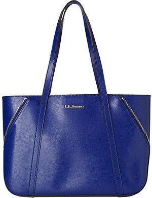 LK BENNETT Kiki winged tote bag