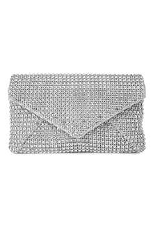 LK BENNETT Lily crystal-embellished bag
