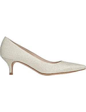 LK BENNETT Minu court shoes