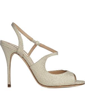 LK BENNETT Palma leather sandals