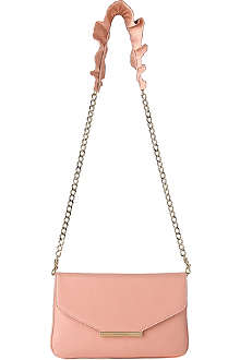 LK BENNETT Riri leather shoulder bag