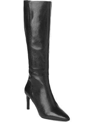 LK BENNETT Romy knee-high leather boots