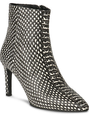 LK BENNETT Rosa pointed ankle boots