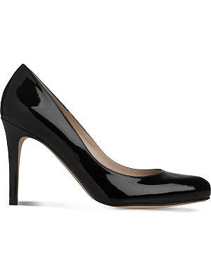 LK BENNETT Stila round toe heels