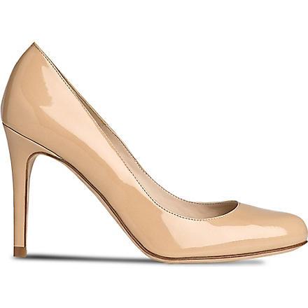 LK BENNETT Stila round toe heels (Tau-taupe