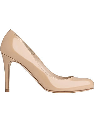 LK BENNETT Stila patent court shoes