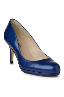 LK BENNETT Sybila patent leather courts