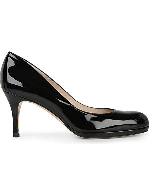 LK BENNETT Sybila mid-heel court shoes
