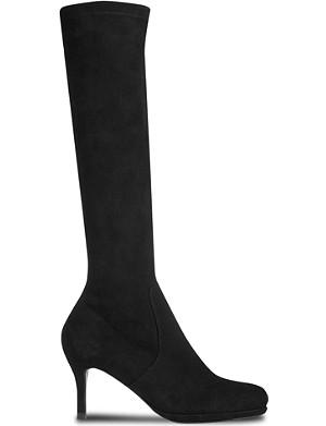 LK BENNETT Sylvie knee-high platform boots